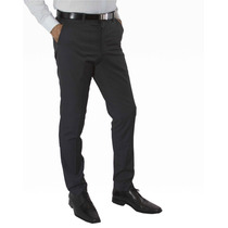 Pantalón De Vestir Chupín Spandex. Jean Cartier Original