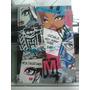Caderno Monster High 96 Folhas Capa Dura Meninas Tilibra -2