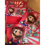 Set De Jardin Personalizado Taza Mario Bros Luigi