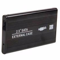 Case Gabinete Externo Usb 3.0 Sata 2.5 Disco Duro Laptop