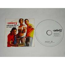 Calle 13 - Atrevete Te Te , Se Vale To To Cd Promo Sony Bmg