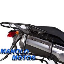 Suporte Lateral Tenere 250 Givi P-bauleto Givi Monokey E21n