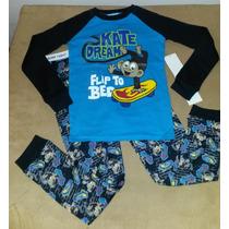 Pijamas Para Niños Y Niñas Importadas