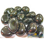 Gema /pedra Hematita Natural Rolada Polida Lapidada / 2cm