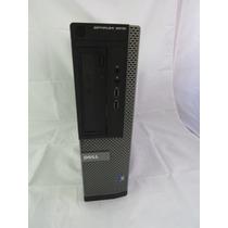Cpu Dell 3010 Core I5 - 4gb - Hd250 - Win 7 - Com Garantia!