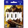 Doom Ps4 Primaria Libre De Bloqueo