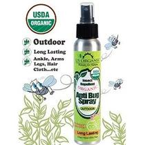 # 1 Bug Orgánica Repelente ÷ É Orgánico Certificado Por El
