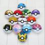 13 Modelo(pode Escolher) Uma Pokebola +1 Pokemon