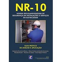 Livro - Nr-10 Norma Regulamentadora De Segurança