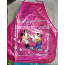 Delantales Escolares Infantiles Plasticos * Tienda Fisica *