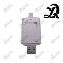 Flashdrive Pendrive Memoria Externa 16gb Iphone Usb