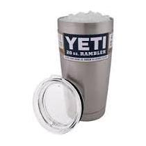 Yeti Rambler 20oz - 591ml Vaso Termico Acero Inox Frio/calor