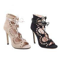 Sapato Feminino Sandalia Importada Gladiadora
