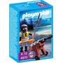 Playmobil 4870 Cañonero De Los Caballeros Del León