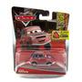 Disney Pixar Cars - Justin Partson Nuevo En Blister Cerrado!