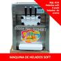 Maquina De Helados Soft ( Helados Cremoso)