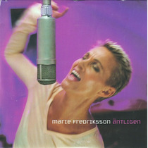 Marie Fredriksson Antligen Cd Single Roxette