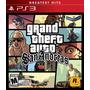 Grand Theft Auto San Andreas | Playstation 3 | Entrega Ya
