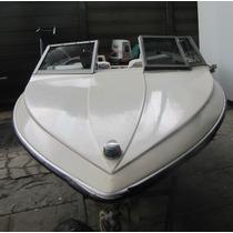 Lancha Regnicoli Gamma Año 1992 Con Suzuki 85 Hp