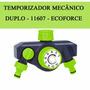 Temporizador Controlador Mecânico Irrigação Timer Aspersor