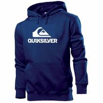 Blusa Moleton Quiksilver Skate Surf- Super Promoção