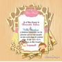 Kit Imprimible Baby Shower Zoo Safari Hembra Pdf