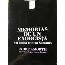 Exorcista Gabriel Amorth Memorias Libro Nuevo Importado.