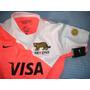 Camiseta Nike De Los Pumas Tela De Juego