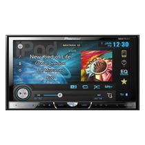 Reproductor Pioneer Avh-x5650bt Cd Mp3 Usb Mixtrax Bluetooth
