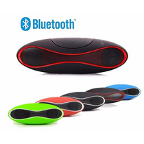 Caixa Som Portatil Bluetooth Speaker Mini Notbook Smartphone