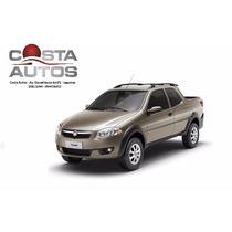 Fiat Strada Trekking Doble Cabina 1.4 / Entrega Inmediata