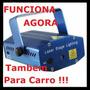 Laser Stage Ligth Veicular,carro E Eletricidade Frete Gratis