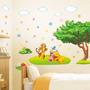 Vinilo Decorativo Infantil Winnie The Pooh Importado!!!