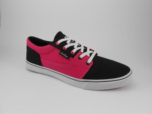 641b01a4059b9 Tênis Dc Shoes Bristol Canvas Feminino Skate Importado - R  169