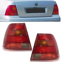 Par Lanterna Volkswagen Bora 99 00 01 02 03 04 05 06 07 Fumê