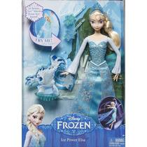 Frozen, Disney, Disney Frozen Ice Power Elsa Doll
