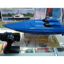 Lancha Radio Control Gasolina Nitro Hammer