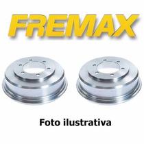 Tambor De Freio Traseiro Volkswagen Gol 1.0 8v Marca Fremax