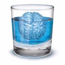 Molde D Hielos Cerebro Ice Brain P/ Refrigerador Congelador