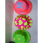 Sombreros Hora Loca Fluorescentes