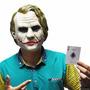 Máscara Látex Fantasia Coringa Joker Pronta Entrega!