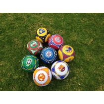 Lote De 10 Balones De Futbol