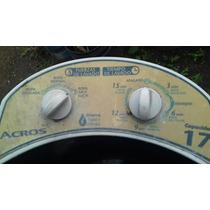 Reloj Lavadora Acros 17 Kg