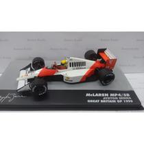 Lendas Brasileiras 12 Mclaren Mp4/5b Ayrton Senna Gp 1990