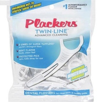 Fio Inter Dental Floss Picks Plackers Adulto Infantil Usa