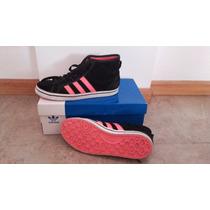 Adidas Zapatillas Botitas Mujer Un Solo Uso Real!!!