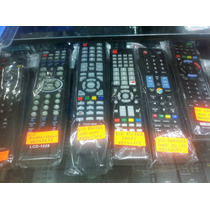 Control Para Tv Sony, Samsung,lcd, Led Y Smart, Smart 3d