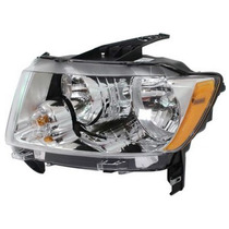 Jeep Compass 2011 - 2013 Faro Izquierdo Delantero Nuevo!!!