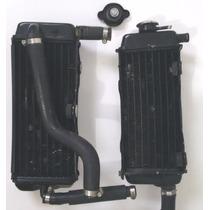 Radiadores Yamaha Yz 125 2t - Radiador