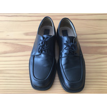 Sapato Fascar Masculino Em Couro Preto 38